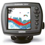 FISHFINDER 160 W/TRANDUCER